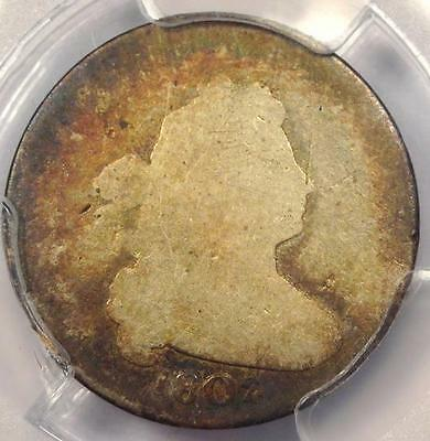 1802 Draped Bust Dime 10C - PCGS Certified - Rare Date Coin!