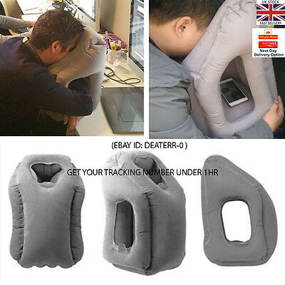 Inflatable Travel Pillow Neck Olanapp- Flight Rest/support Cushion Head,neck Air
