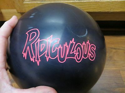 Radical Ridiculous (15 pounds) Bowling Ball