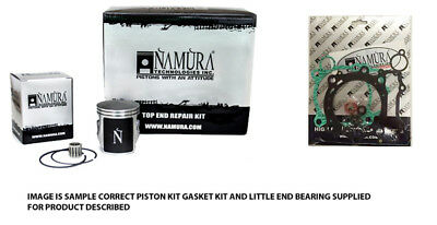 Honda CR125 Top End Rebuild Kit Namura Piston MX Parts 2000
