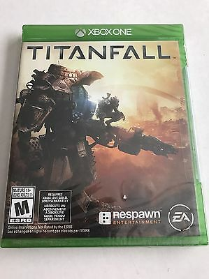 Titanfall (Microsoft Xbox One, 2014) New Factory Sealed