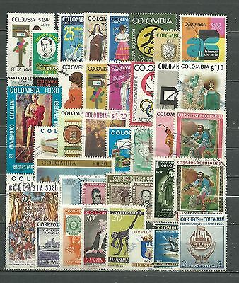 Columbia, Used, 40 Various