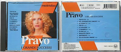 Patty Pravo I Grandi Successi Cd 1993