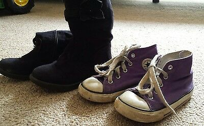 Girls size 8 shoes