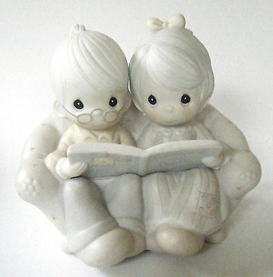 Precious Moments Precious Memories Wedding/anniversary  Figurine  #106763