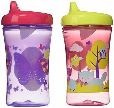 Gerber Baby Hard Spout Sippy Cup Infant Tumbler Spill and Break Proof BPA-Free