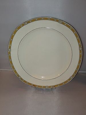 Vintage W.H. Grindley & Co GEORGIAN IBORIE Square Platter Plate - 13""