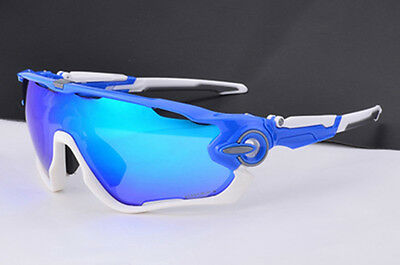 2016 Brand New 5 Pair Lens Polarized UV 400 Cycling Sunglasses Bicycle Glasses