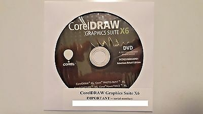 CorelDraw X6 Graphics Suite FULL VERSION