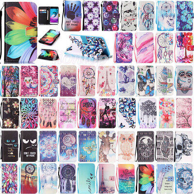 For Samsung Galaxy J3 J5(2016) Wallet Card PU Leather Case Flip Stand Case Cover