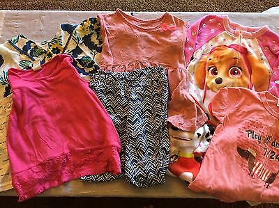 GIRL'S CLOTHING Lot of 7 Items - Size 3T