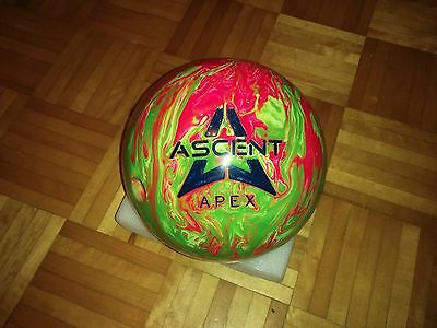 Motiv Ascent Apex 15 lbs used 2nd drill
