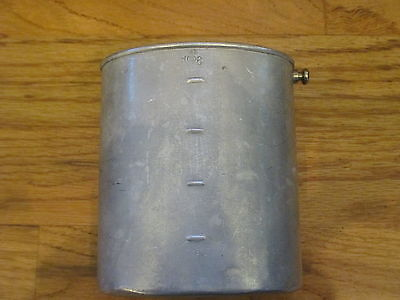Swiss Canteen Cup, dated 1926