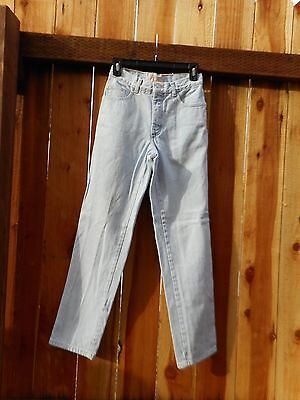 Vintage 1990's Guess Georges Marciano Green Tag High Rise Blue Jeans mom jeans