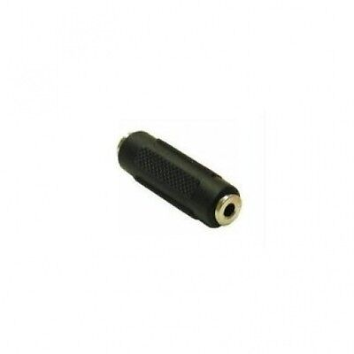 GTMax Gold Plated 3.5 mm Stereo Coupler Female to Female Jack. Huge Saving