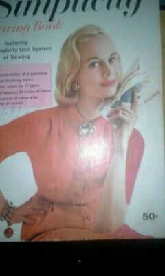 Simplicity Sewing Book  - 1957
