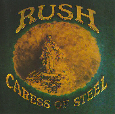 Rush Caress of Steel  (Remastered) CD New