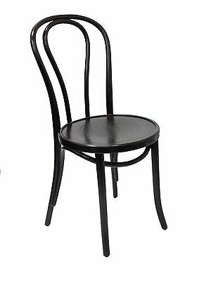 GENIUNE Thonet Dining Chair Bentwood FAMEG Timber Chairs - Wenge