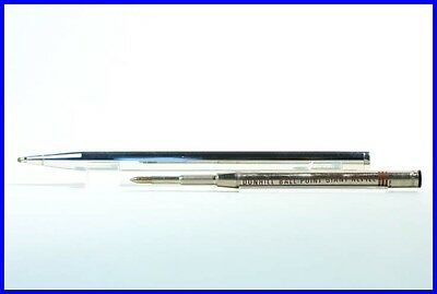 925 silver DUNHILL ball point pen, STERLING, only pen - NO CAP