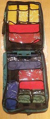 paramedic backpack first aid kit bag medical emergency supplies