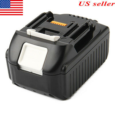 Creabest 18V 3.0Ah Li-ion Replacement Battery for Makita BL1830 LXT400 BL1850