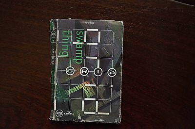 the grid swamp thing Vintage cassete tape