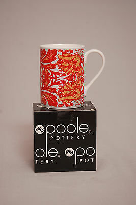 Poole Pottery Carnation Mugs Brand New In Box  Buy Them Now Or Best Offer