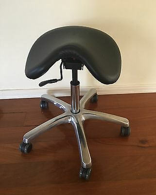 SADDLE CHAIR Ergonomic  Posture Office Seat