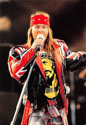 Guns n' Roses Axl, hard rock band, Heroes