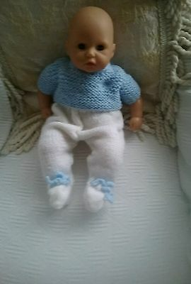 "Zapf Creation13"" Baby Doll with Soft Body"