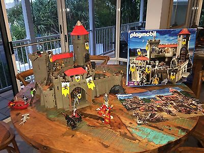 Playmobil Knights Castle 4865