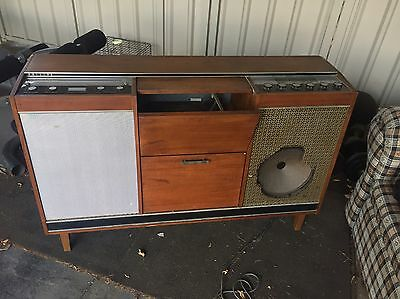 Philips Glidomatic Record Player. 1960s/70s
