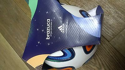 Addidas Brazuca Offical Match World Cup Football