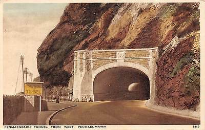 """Penmaenbach Tunnel from West Road """"Salmon Series"""""""