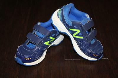 NEW BALANCE BOYS SZ 12 SNEAKERS - great used condition