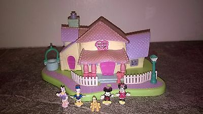 Disney Polly Pocket Minnie's Surprise Party 1995 (lights up)