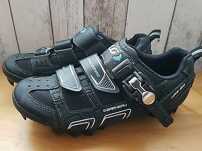 Louis Garneau cycling shoes ladies size 4 37 womens Monte MTB