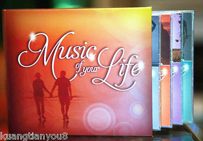 Music of Your Life Time Life 10 CD BOX NEW