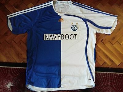 Grasshoppers Home football shirt 2006 - 2007 Adidas size XL
