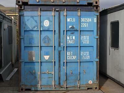 20' x 8' Steel Shipping Container £1,100 + VAT