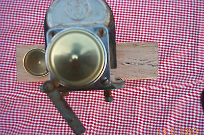 Magneto Points Cover Suit Bth M1 At4 Brass