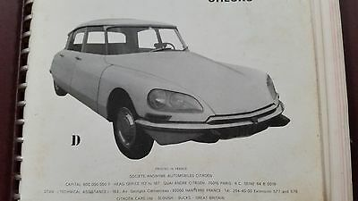 Citroen Repair Manual 814 Volume 1