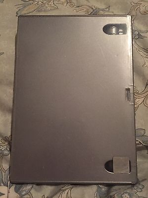 Replacement PS2 Game Case Silver Platinum