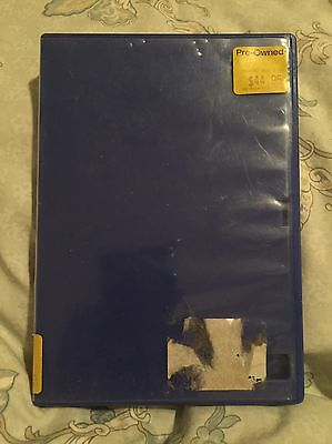 Replacement PS2 Game Case Blue