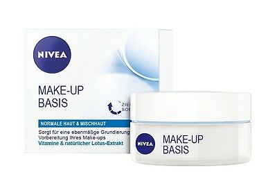 NIVEA Make-up Starter (Make-Up Base, Primer) normal to mixed skin (50ml) NEU&OVP