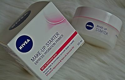 NIVEA Make-up Starter (Make-Up Base, Primer) dry/sensitive skin (50ml) NEU&OVP