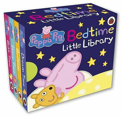 Peppa Pig: Bedtime Little Library by Ladybird - Hardcover - NEW - Book