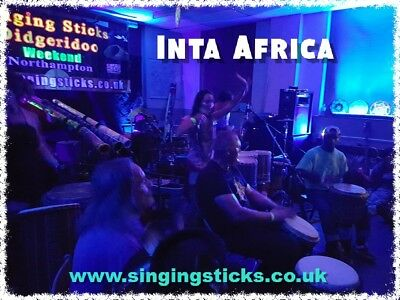 SINGING STICKS Didgeridoo and world music Weekend JULY 21-23 - FAMILY FREINDLY