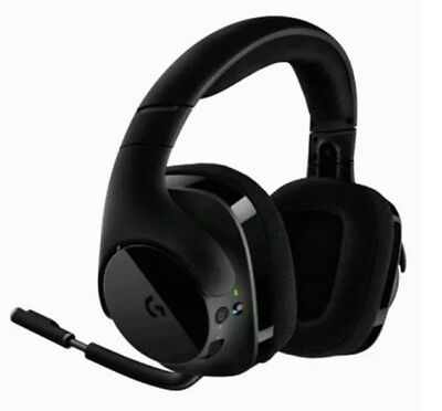 Logitech G533 Wireless Gaming Headset With 7.1 Surround Sound NEW IN BOX