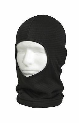 US Army New ECWCS Black Balaclava Head and Face Warmer Mask